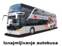 Iznajmljivanje Autobusa Jagodina Pomoravlje