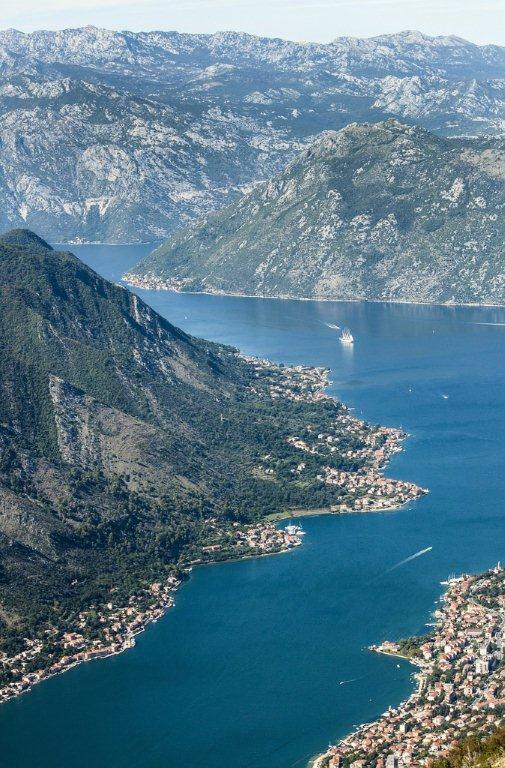 Letovanje Crna Gora Kotor