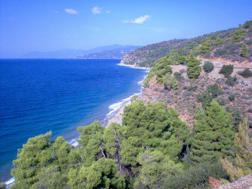 Letovanje Grčka Evia