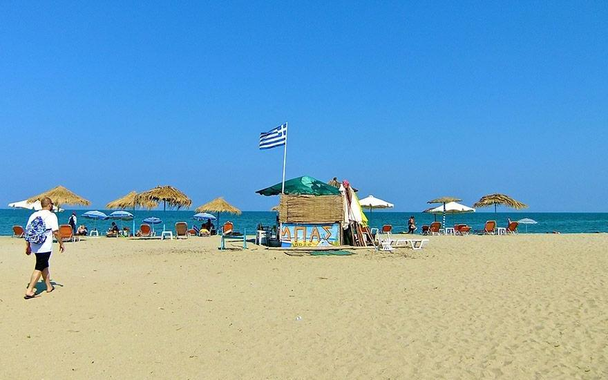 Letovanje Grčka Olimpic Beach