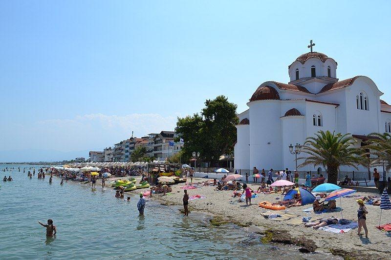 Letovanje Grčka Paralija