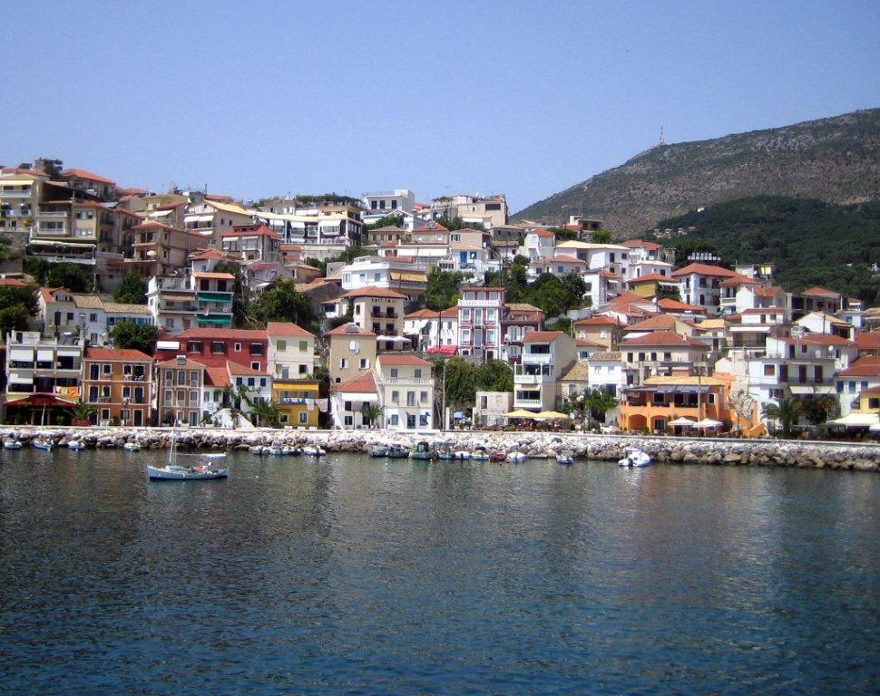 Letovanje Grčka Parga