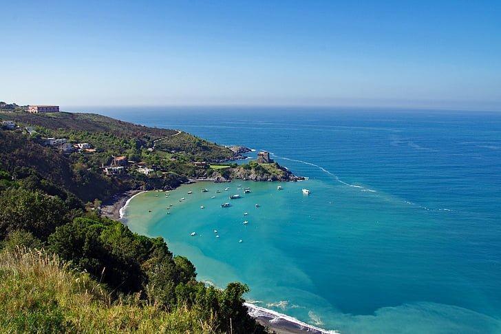Letovanje Italija Kalabrija