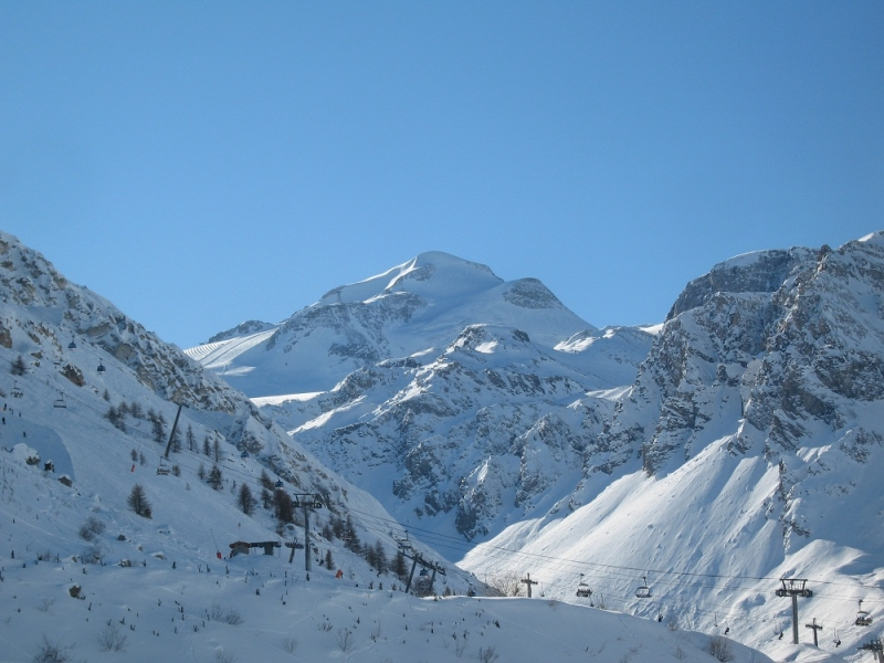 Zimovanje Francuska Tignes (