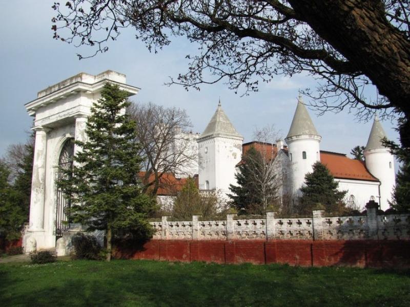 Dvorci Vojvodine jesen 2021