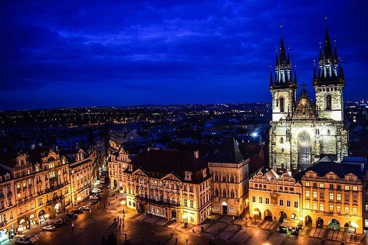 Putovanje Prag