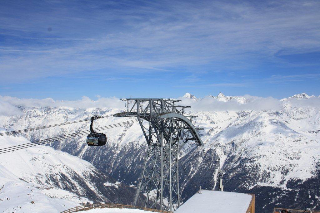 Zimovanje Austrija Solden