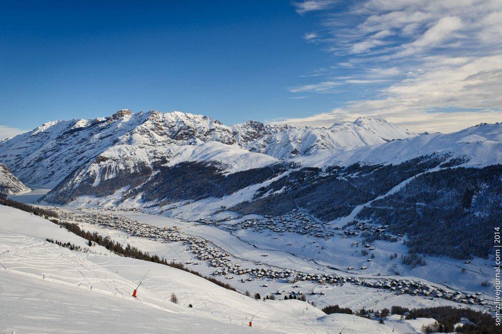 Zimovanje Italija Livigno
