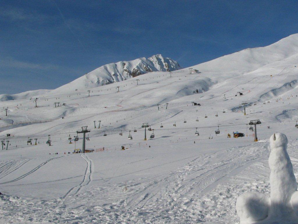 Zimovanje Italija Passo Tonale
